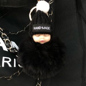 Evolving Always Accessories - Absolutely Adorable Sleeping Baby Key Chain